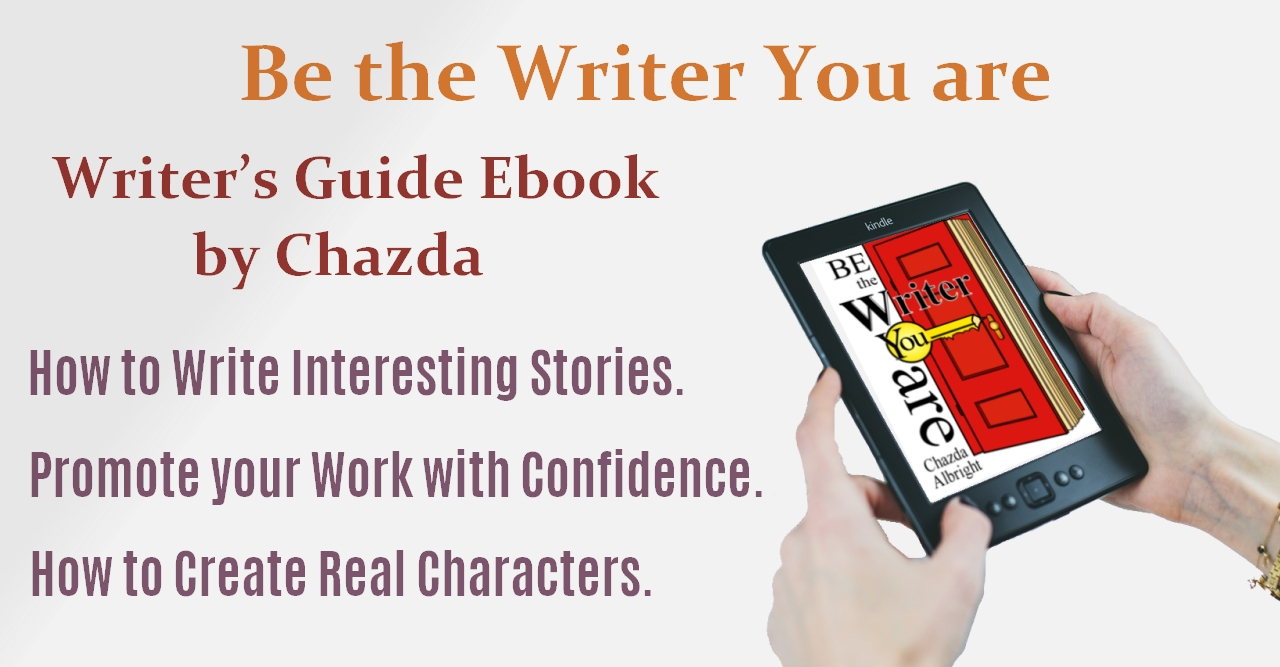 Ebook-Be the Writer You Are